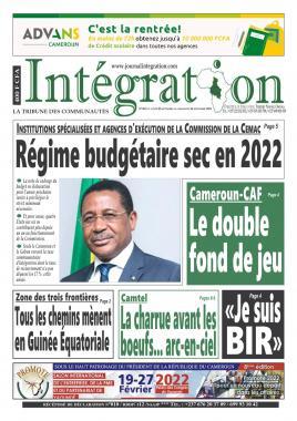 Intégration - 20/09/2021