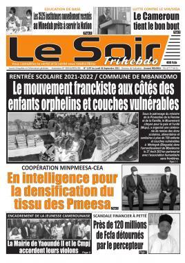 Le Soir - 05/09/2021