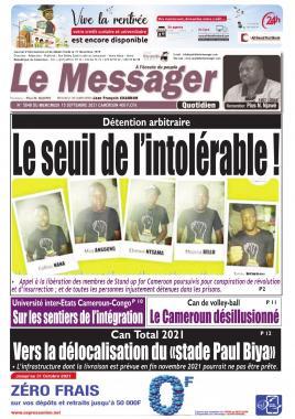Le Messager - 15/09/2021