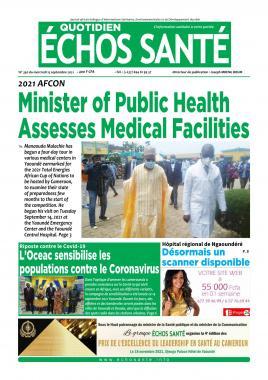 Echos Santé - 15/09/2021