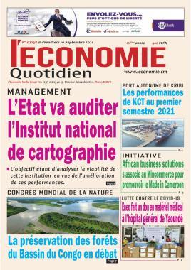 Le Quotidien de l'Economie - 10/09/2021
