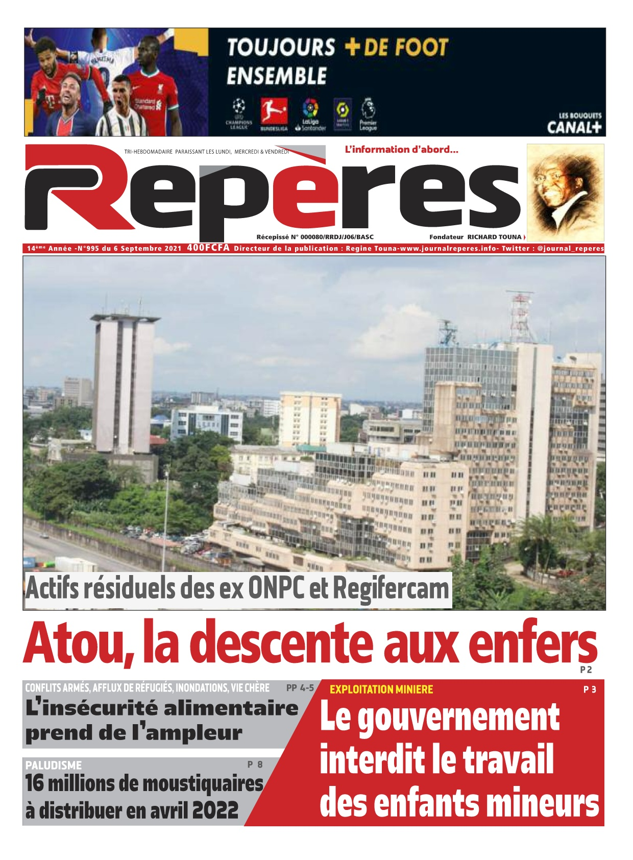 Repères - 06/09/2021