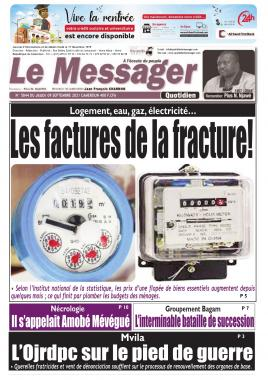 Le Messager - 09/09/2021