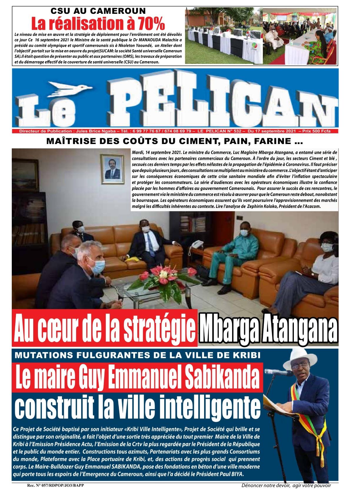LE PELICAN - 17/09/2021