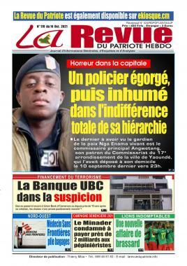 La Revue du Patriote - 14/10/2021