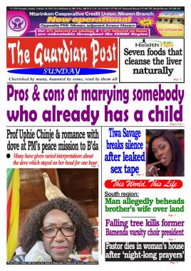 The Guardian Post - 25/10/2021