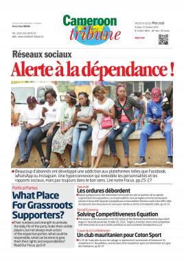 Cameroon Tribune - 27/10/2021