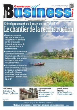 Cameroon Business - 06/10/2021