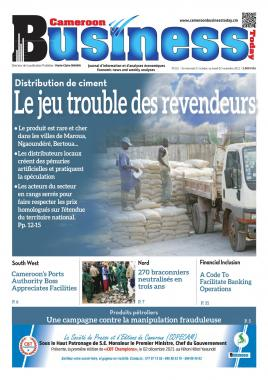 Cameroon Business - 27/10/2021