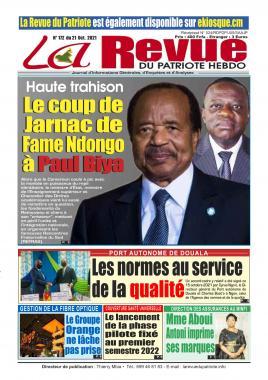 La Revue du Patriote - 21/10/2021