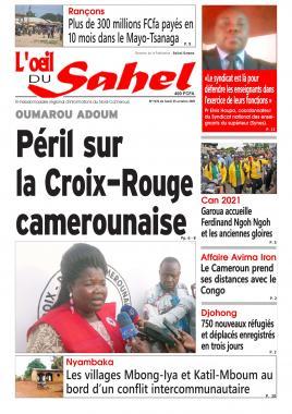 L'oeil du Sahel - 25/10/2021