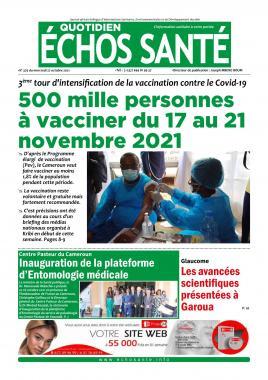 Echos Santé - 27/10/2021