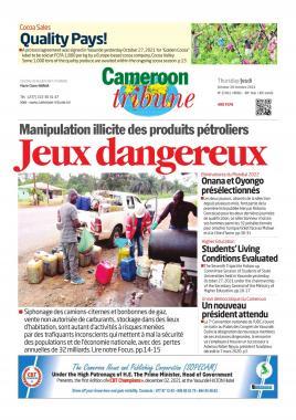 Cameroon Tribune - 28/10/2021